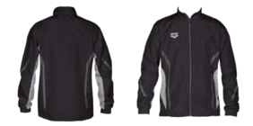 Warm Up Jacket - Jnr $54 & Adult $66